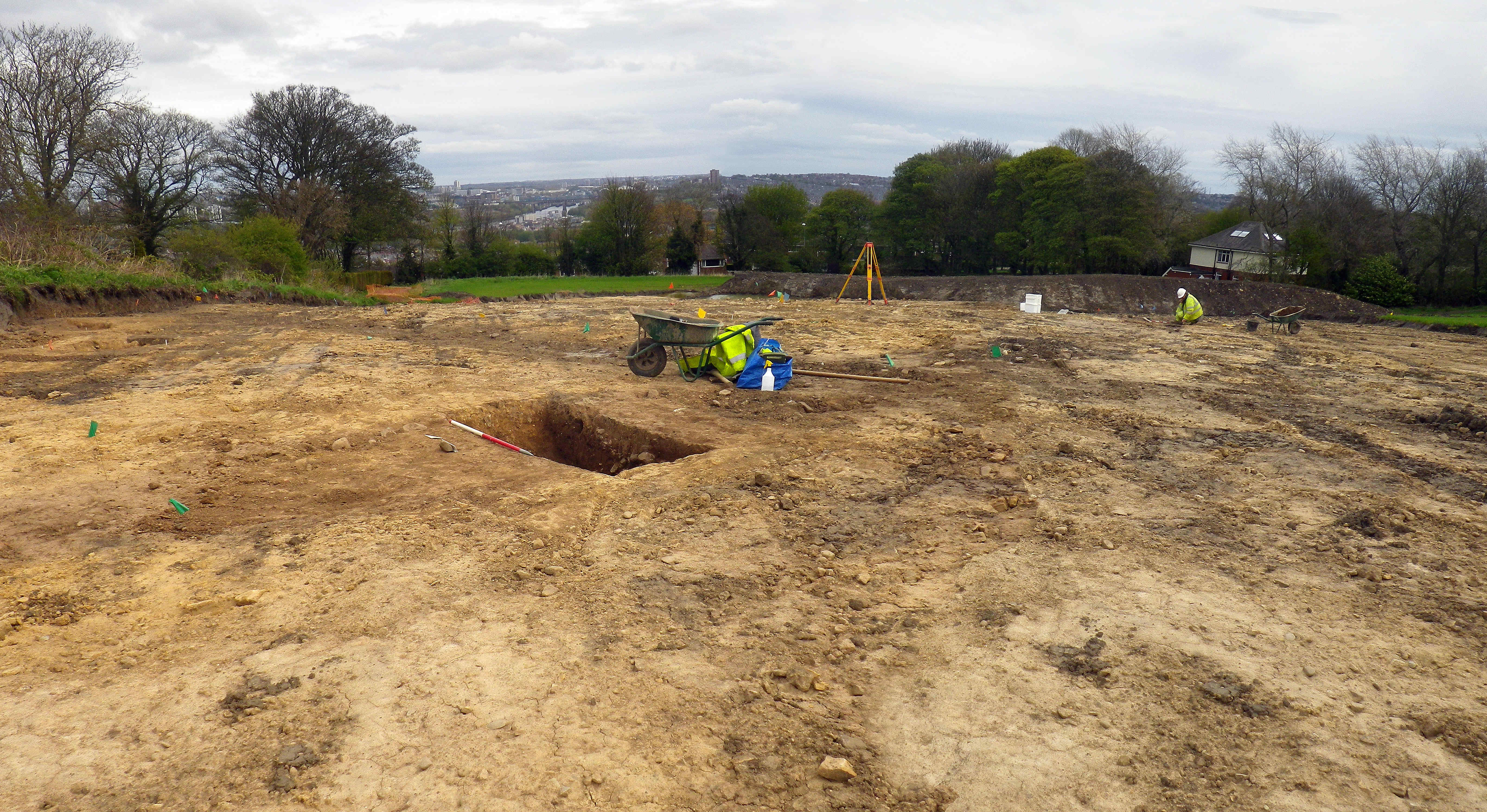 Dunston Hill   Northern Archaeological Associates - NAA Heritage